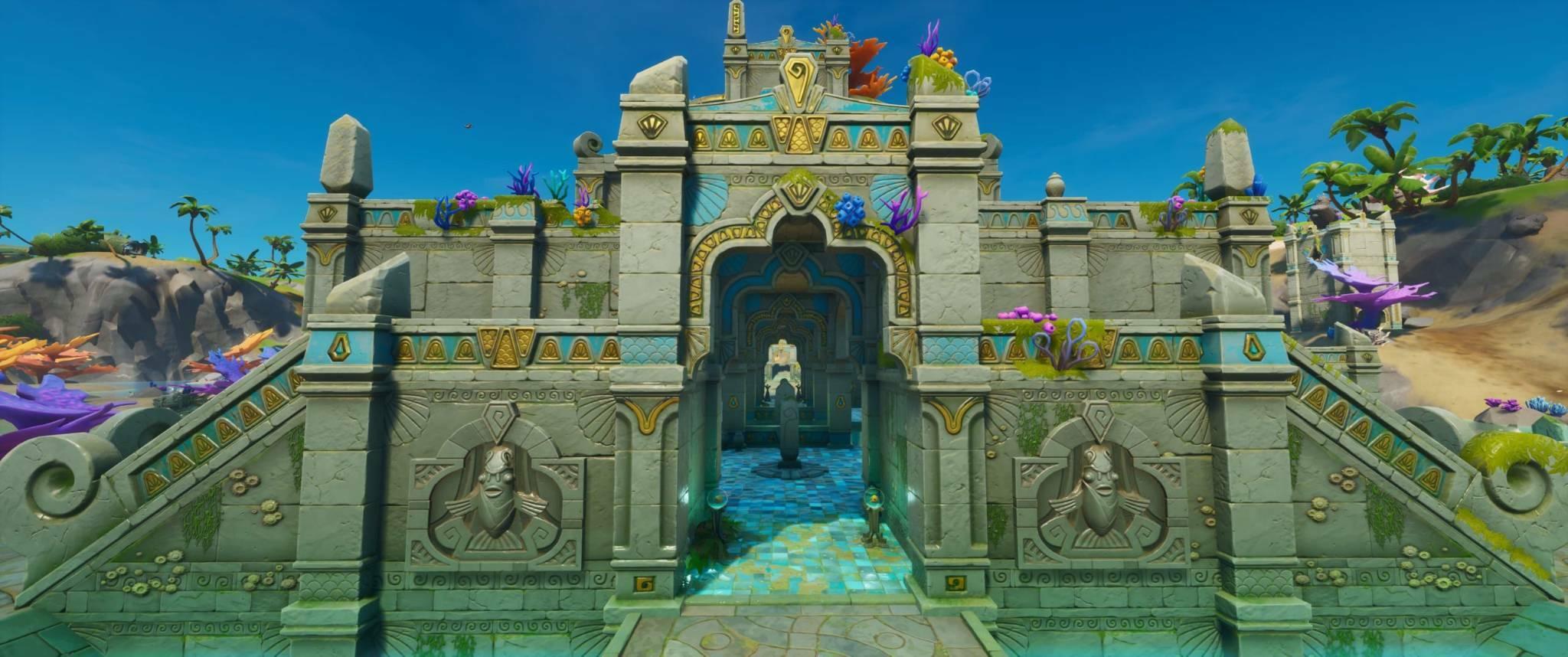 Fortnite florida miami battle royale coral castle causa legale