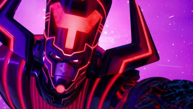 Fortnite, l'evento di Galactus ha camb …