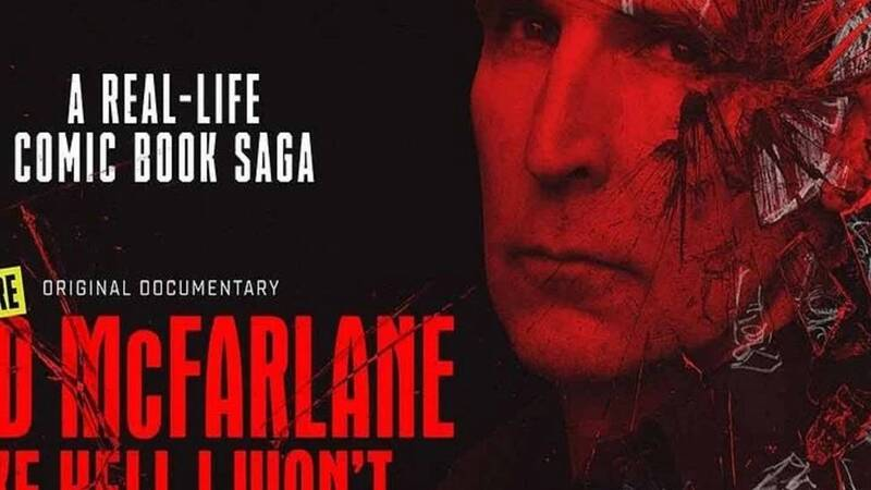 Like Hell I Won't - the free documentary about Todd McFarlane