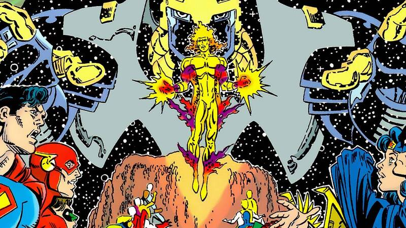 Great DC Events: Armageddon 2001 (1991)
