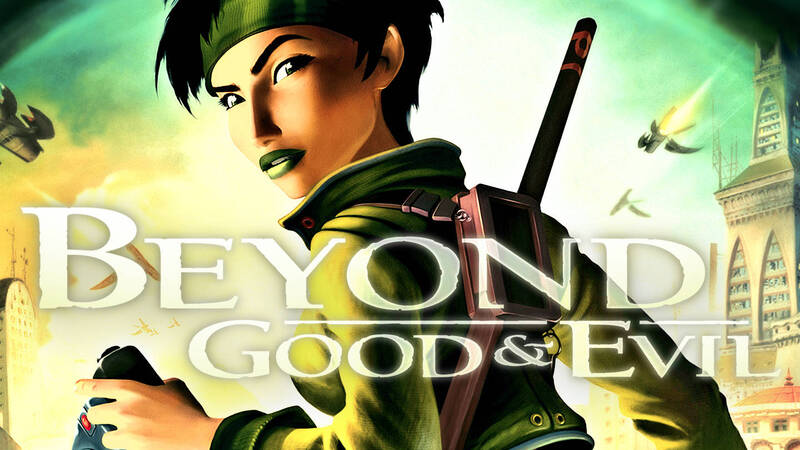 Does Beyond Good & Evil become a Netflix movie?