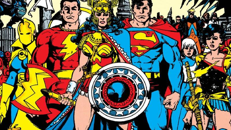 Great DC Events: War of the Gods (1991)