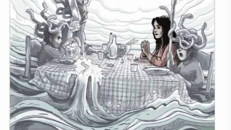 Qui c'è tutto il mondo, recensione: il buio dell'anima | Cultura Pop