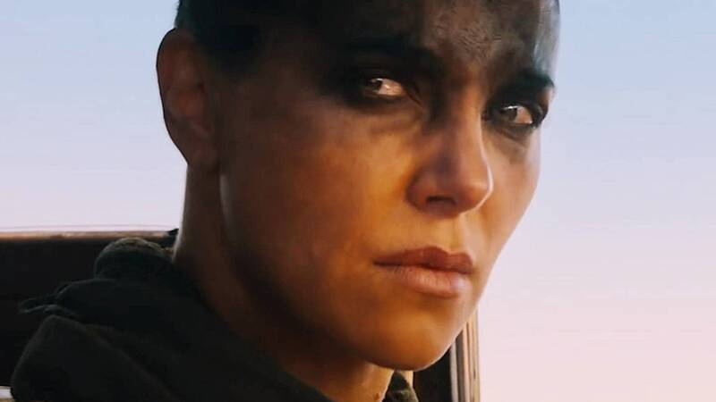 Charlize Theron publishes the video in which she shaves her head for Mad Max