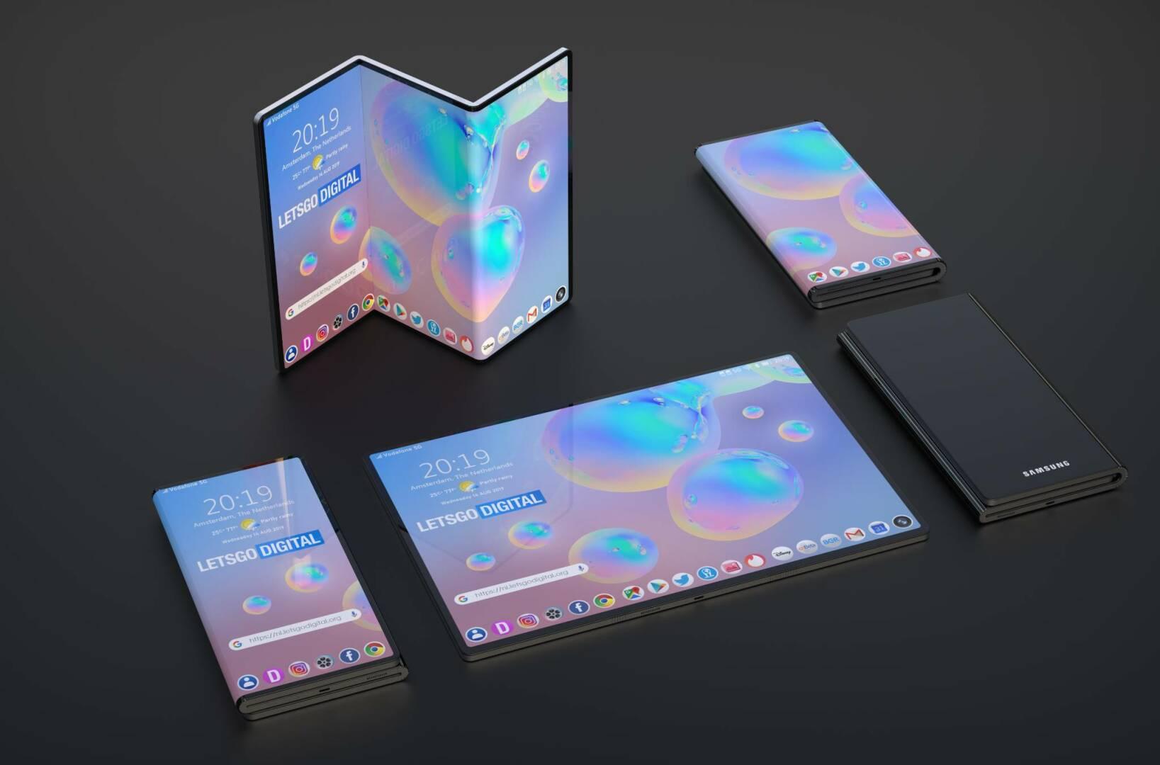 Galaxy Z Fold Lite