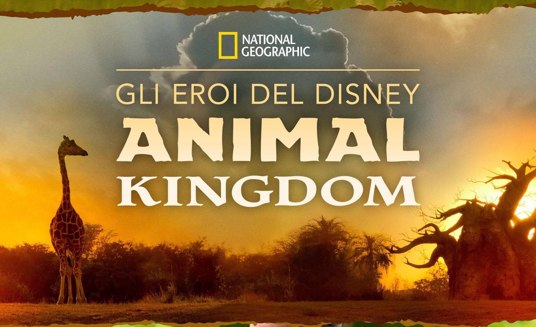 Gli Eroi del Disney Animal Kingdom