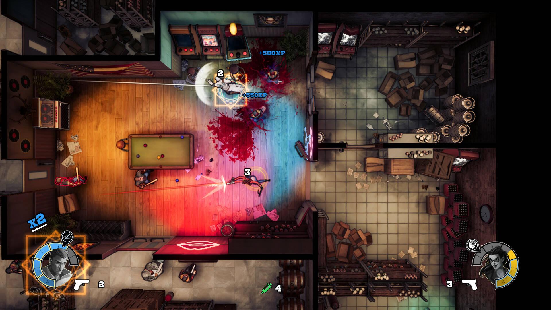 god's trigger epic games store gioco gratis 20 agosto