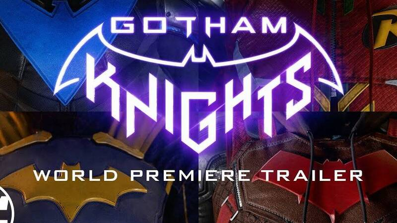 Gotham Knights: official trailer and all the details