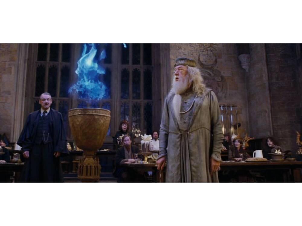 Harry Potter e il Calice di Fuoco
