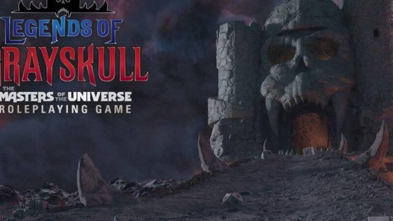Legends of Grayskull: RPG announced