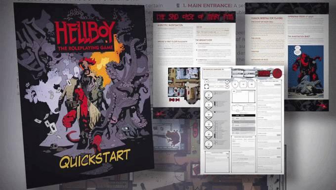 Hellboy GDR