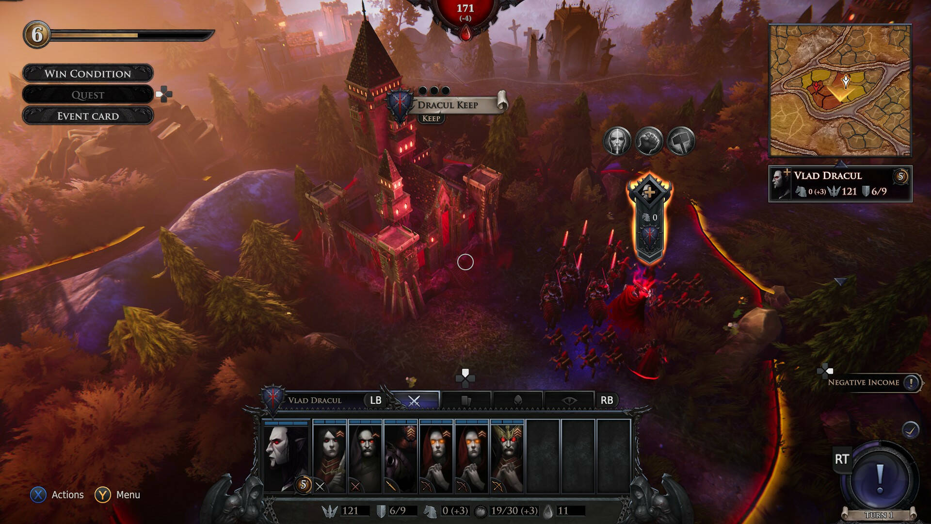 Immortal Realms Vampire Wars | Recensione | Game Division