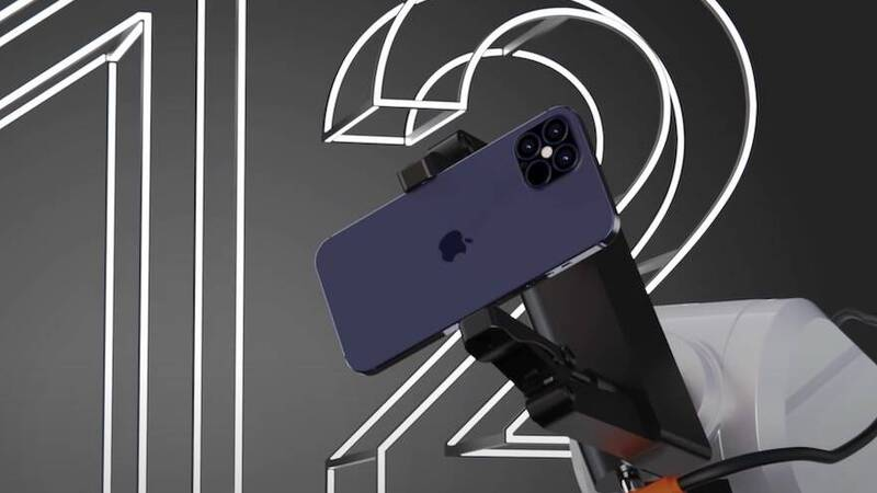 iPhone 12 Pro: Here it is live with 120 Hz display and LiDAR scanner
