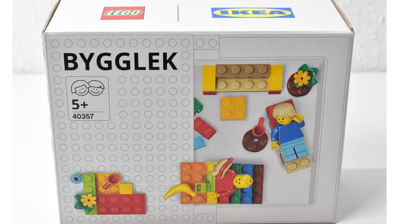 LEGO IKEA: officially presented the new BYGGLEK line