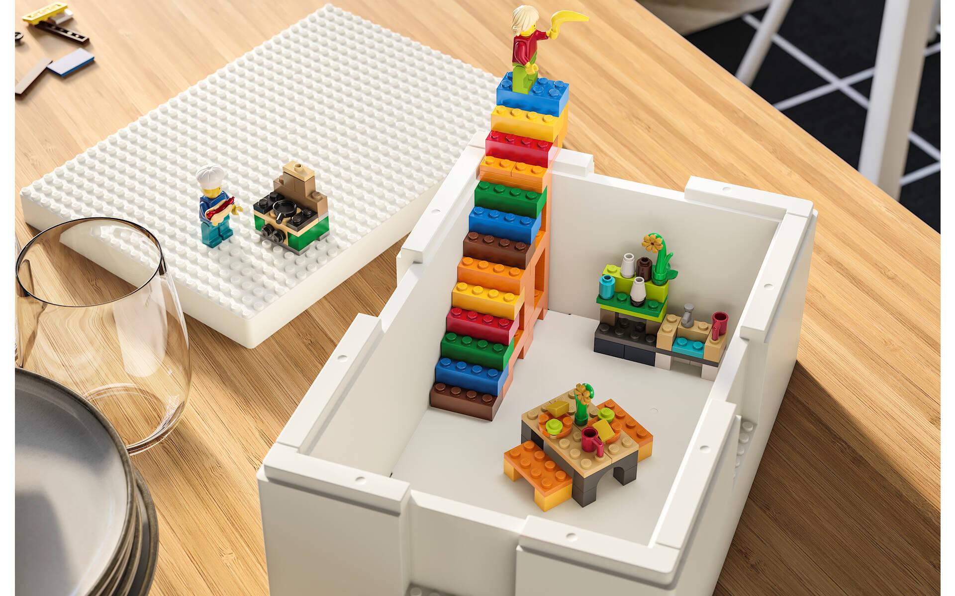 LEGO IKEA: presentata ufficialmente la nuova linea BYGGLEK ...