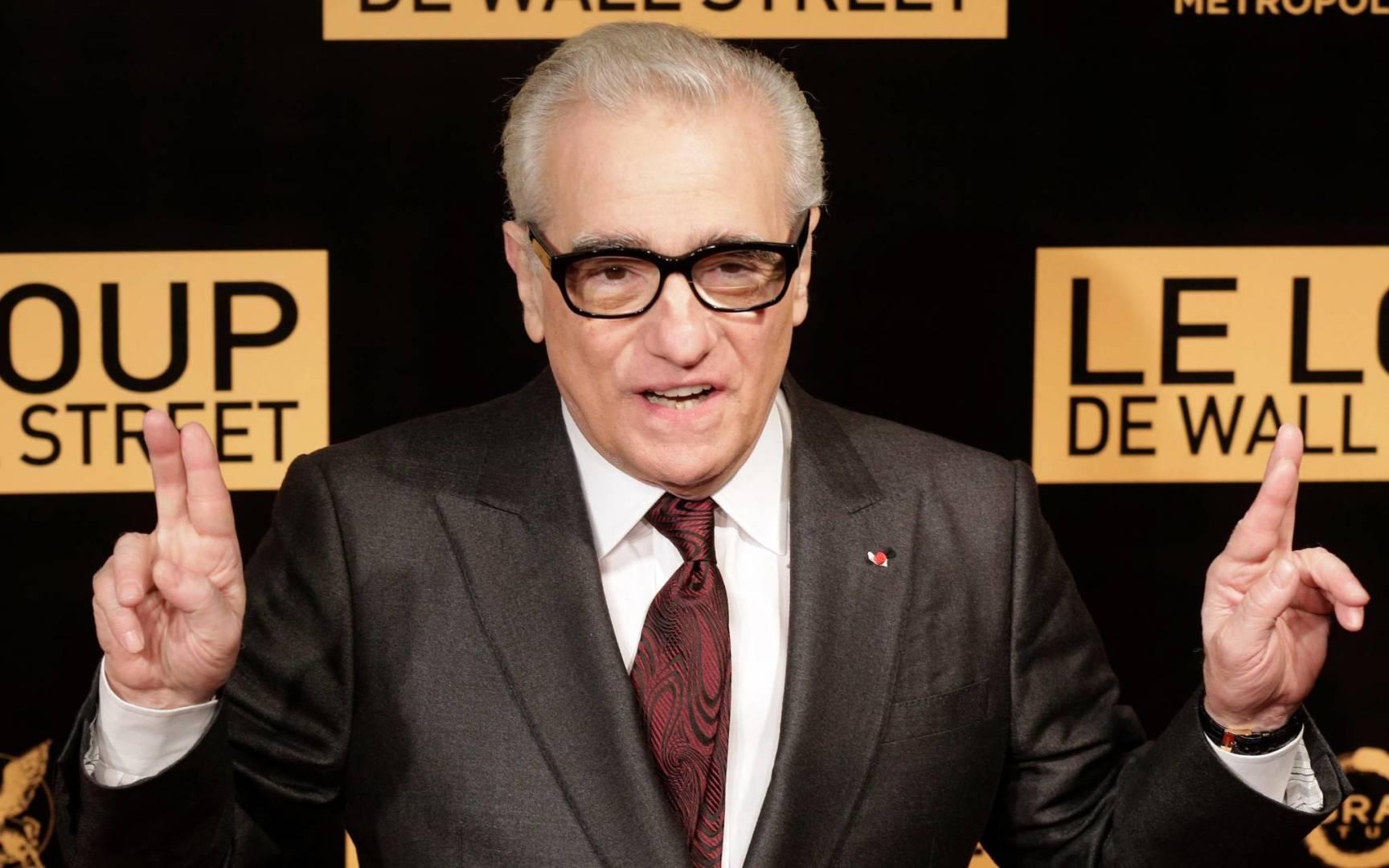 Martin Scorsese firma con Apple TV+
