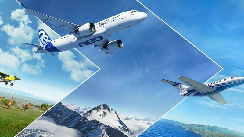 Microsoft Flight Simulator: The latest patch brings more stability