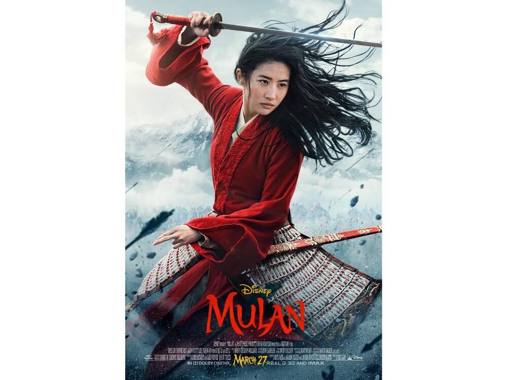 Mulan Live