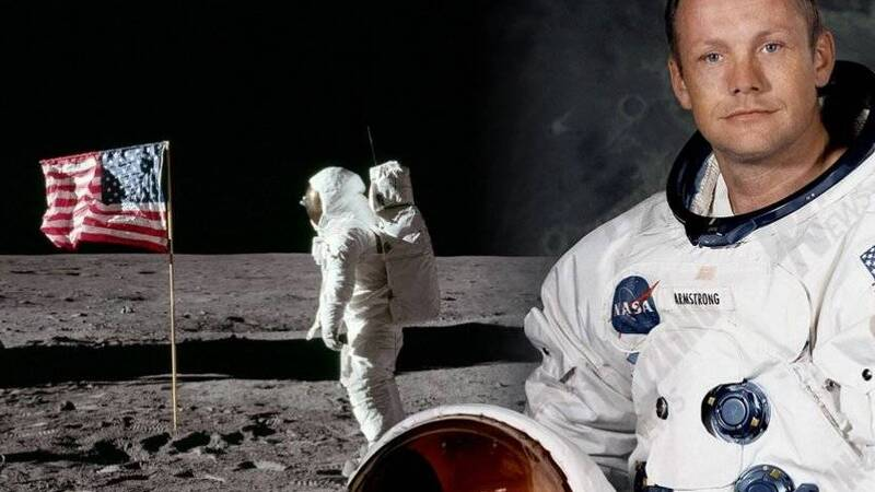Neil Armstrong: the famous astronaut in Pop Culture