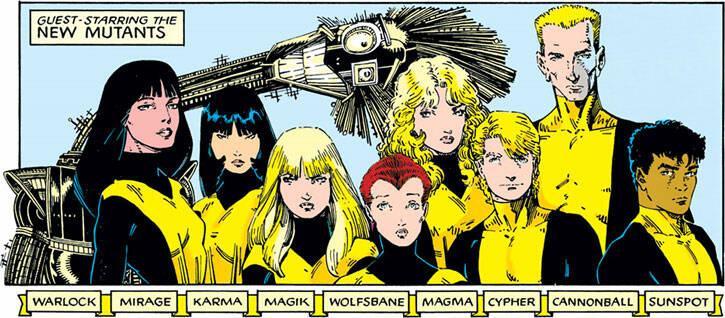 nuovi mutanti 2