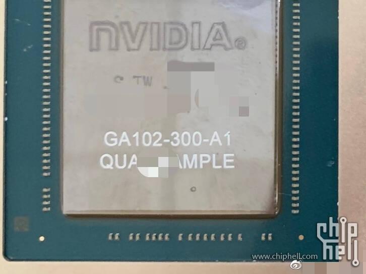 Nvidia Ampere GA102