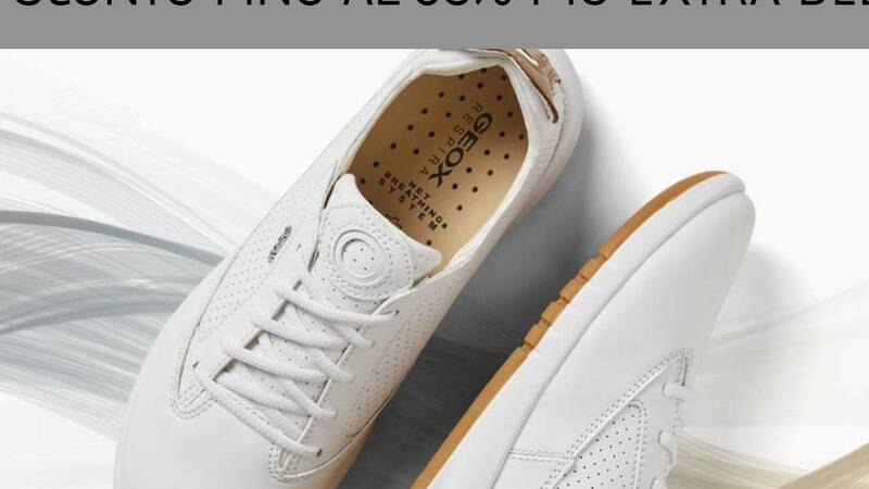 guardiano Parte Terzo  Geox: shoes on sale at 50% plus an extra 20% discount! - SportsGaming.win