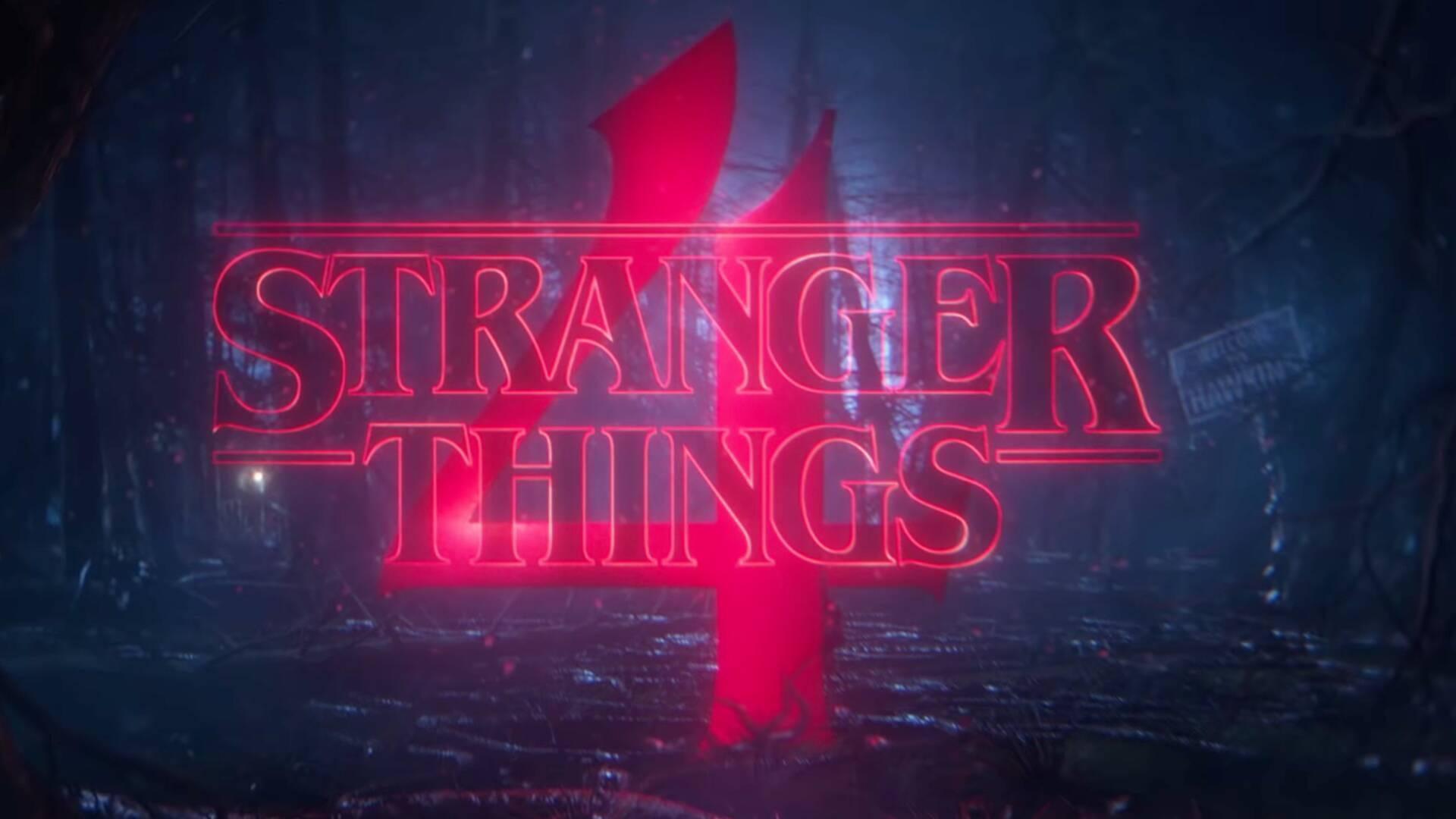 quarta stagione di Stranger Things