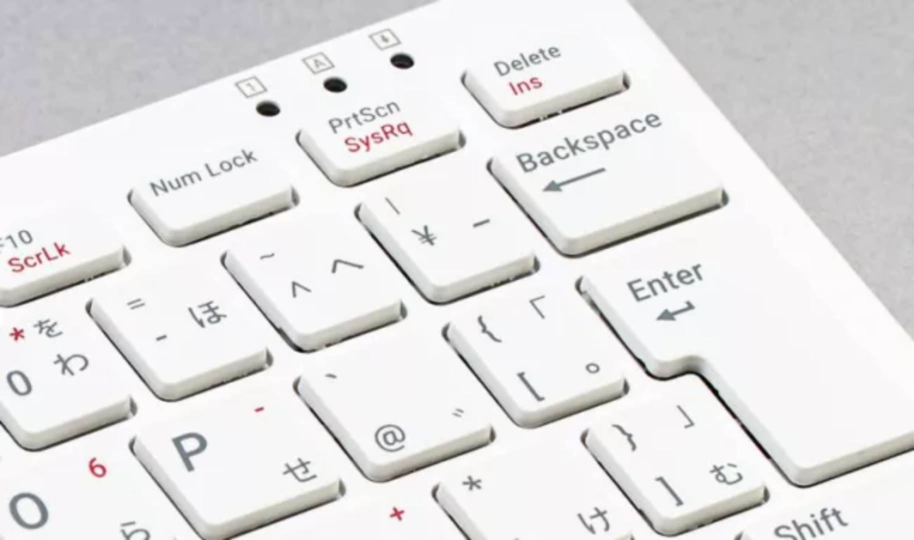 Raspberry Pi Tastiera Layout Giapponese