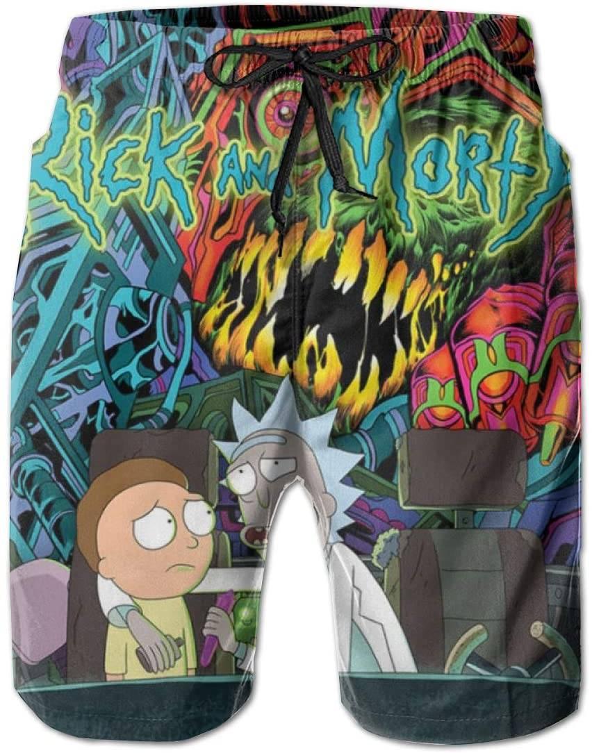 Rick & Morty Costume da bagno