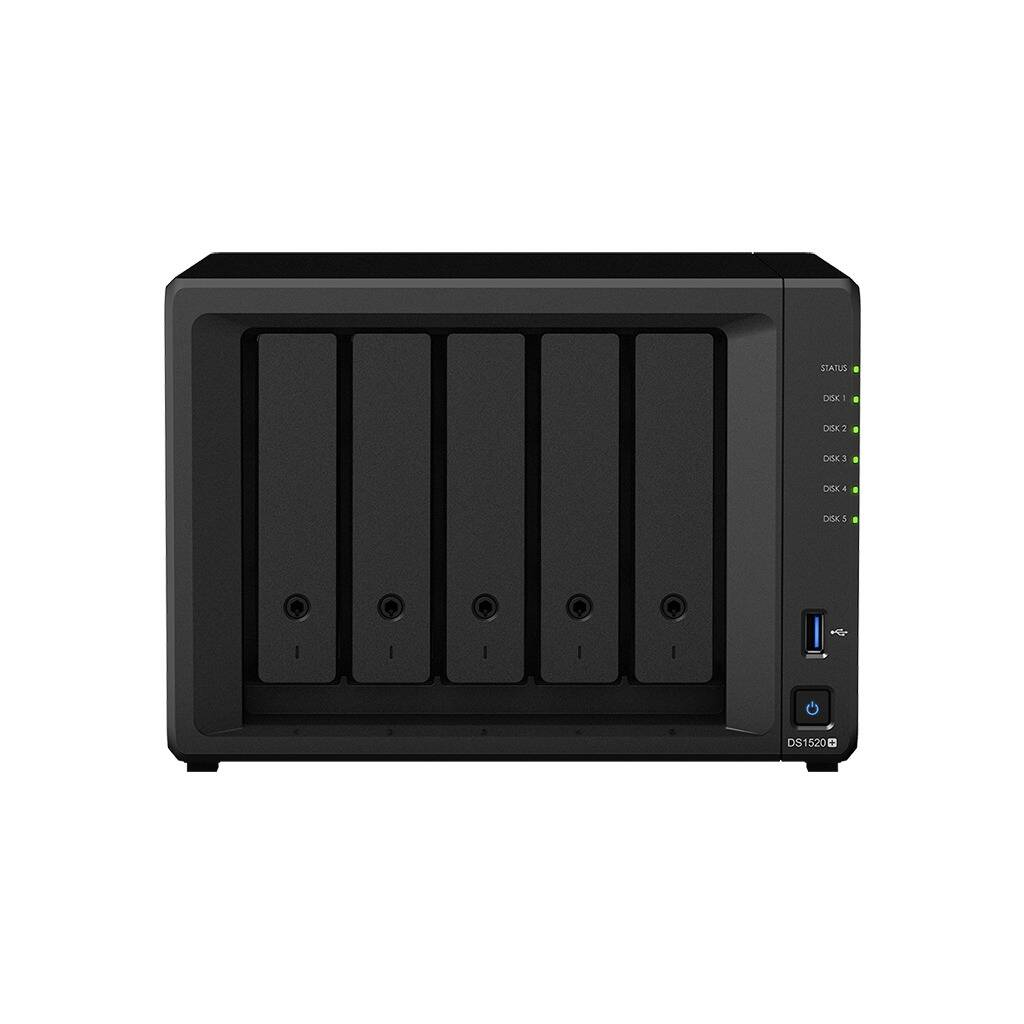 Synology NAS DiskStation DS1520+