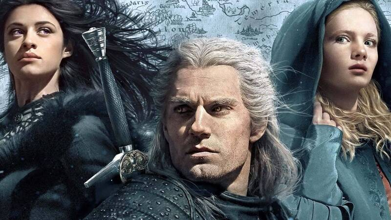 Filming for The Witcher is officially over