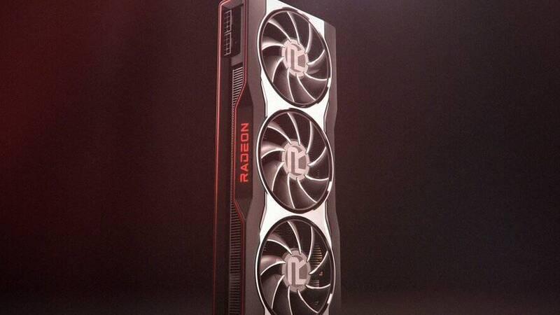 AMD Radeon RX 6000, confirmed support for the AV1 codec