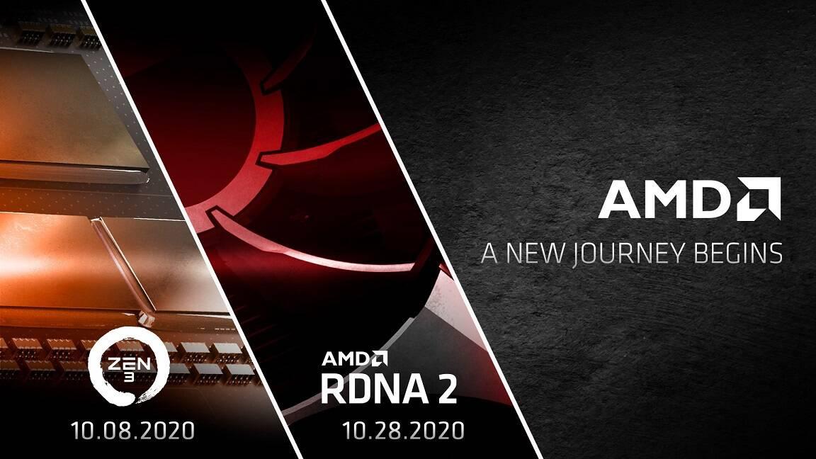 AMD RDNA 2 e Zen 3 - Evento