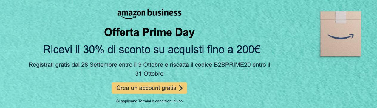 banner amazon business