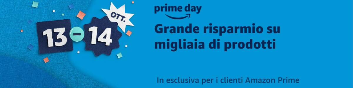 Banner Prime Day 2020