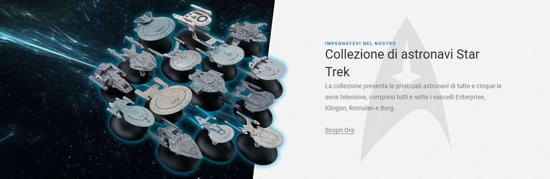 Collezione Star Trek