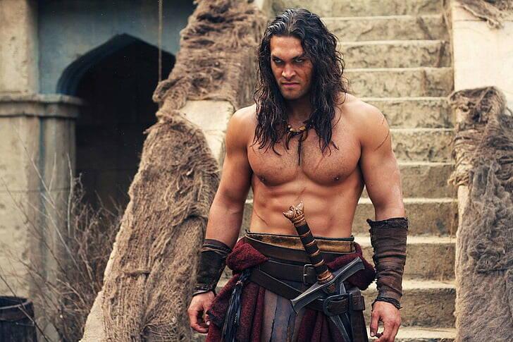 Conan il Barbaro su Netflix