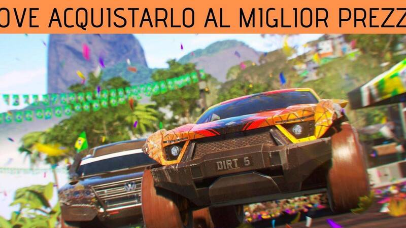 Dirt 5: here's where to buy it at the best price