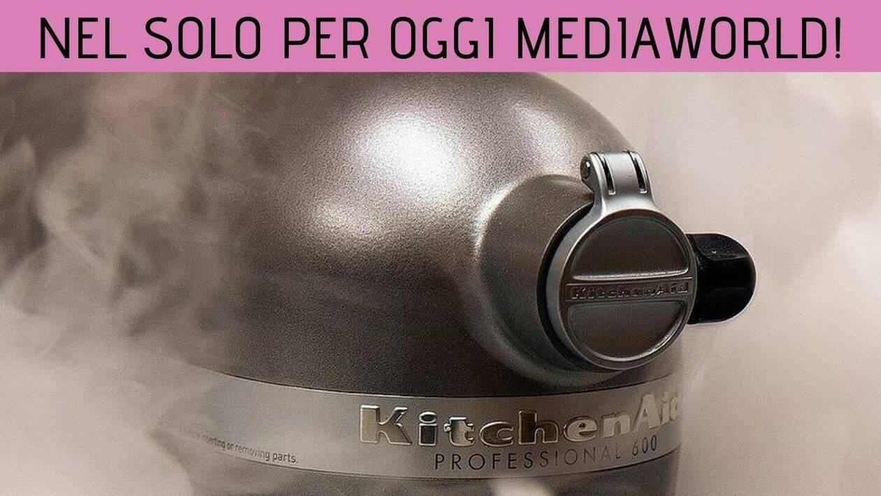 Elettrodomestici Da Cucina E Tanto Altro Nelle Offerte Solo Per Oggi Mediaworld