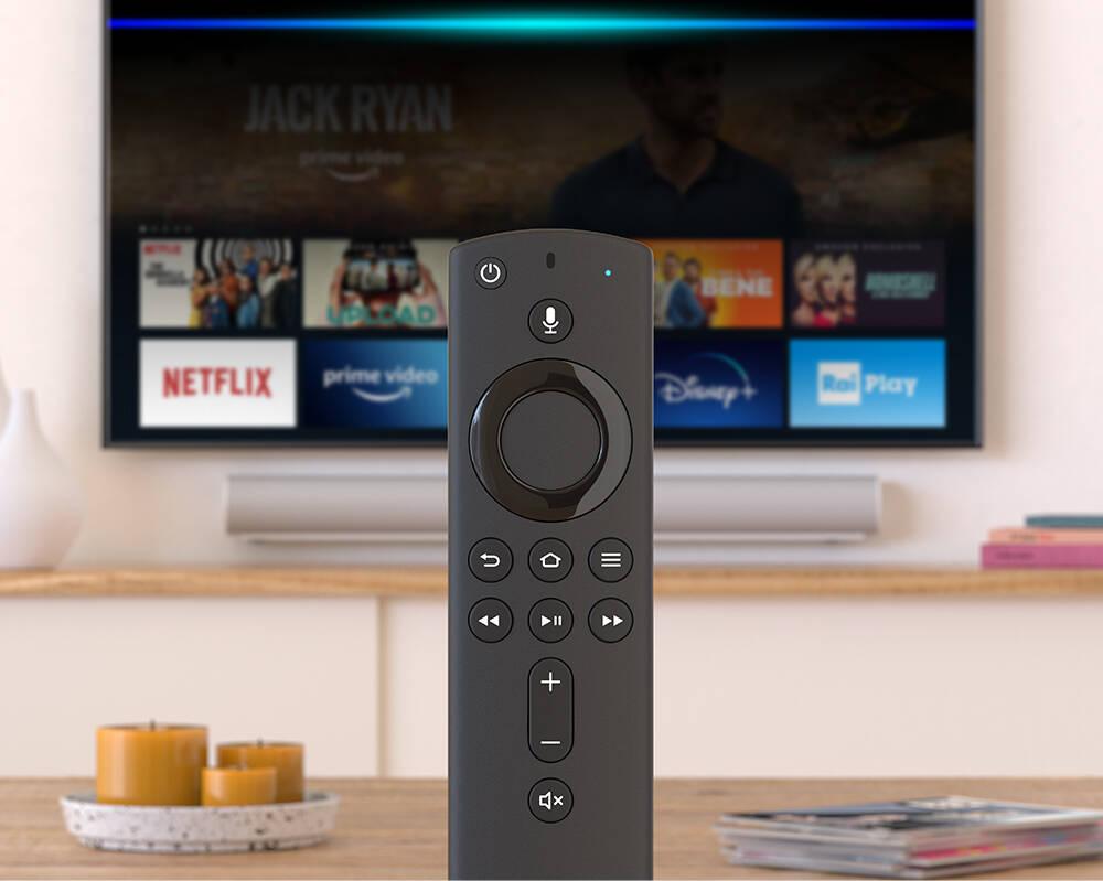 Fire TV Stick Lite interfaccia