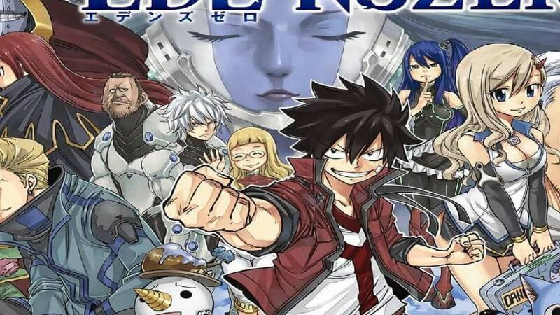 Edens Zero: first details and images of the anime