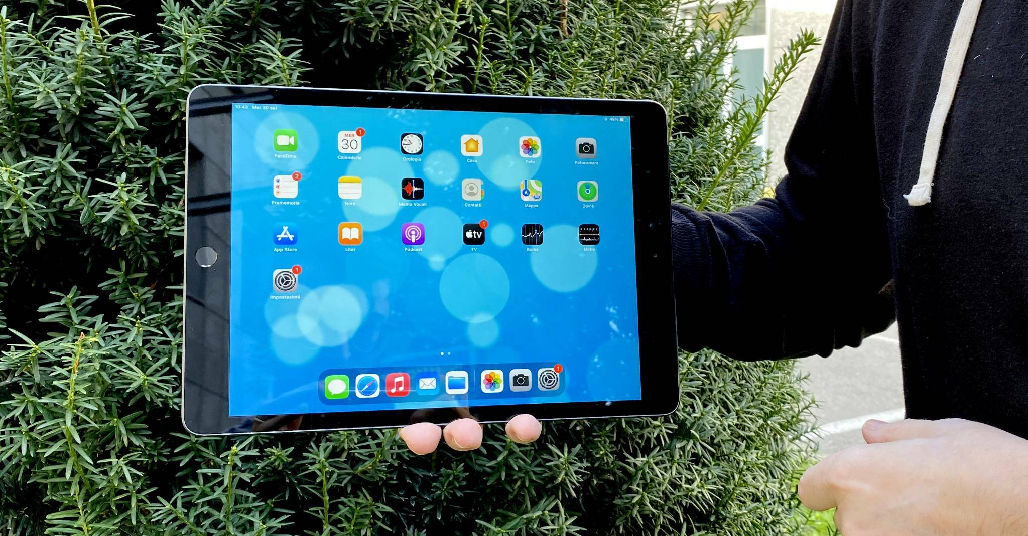 iPad 8th generazione - 2020