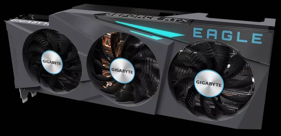 Gigabyte Gaming e Eagle RTX 3000