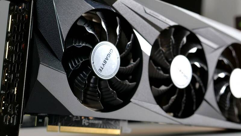 Is it possible to passively cool a GeForce RTX 3080?