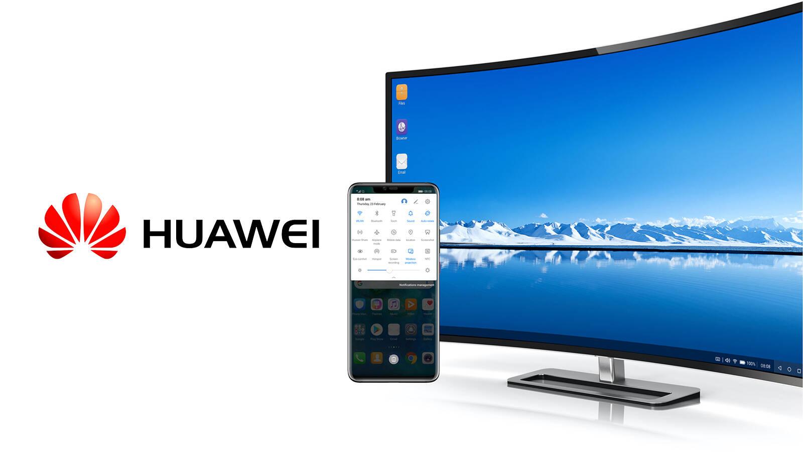 Huawei Monitor