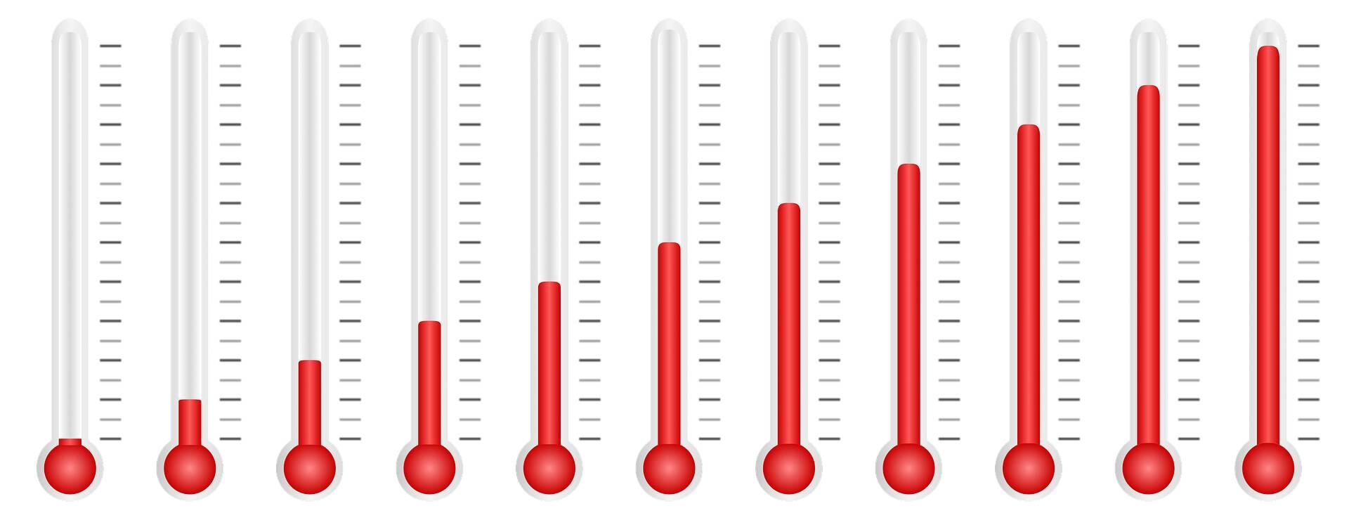 I migliori termometri