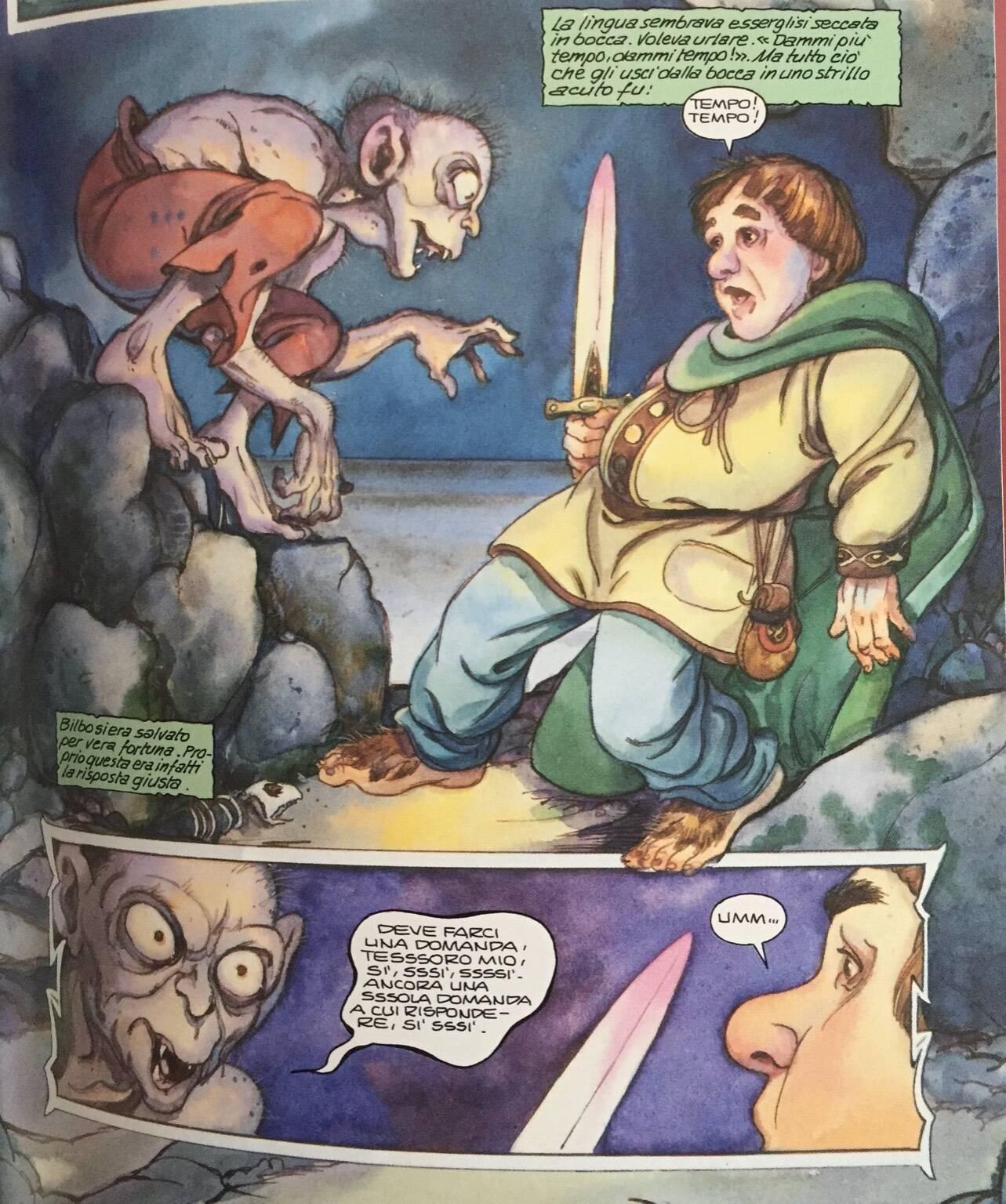 Il Signore degli Anelli_Lo Hobbit 3