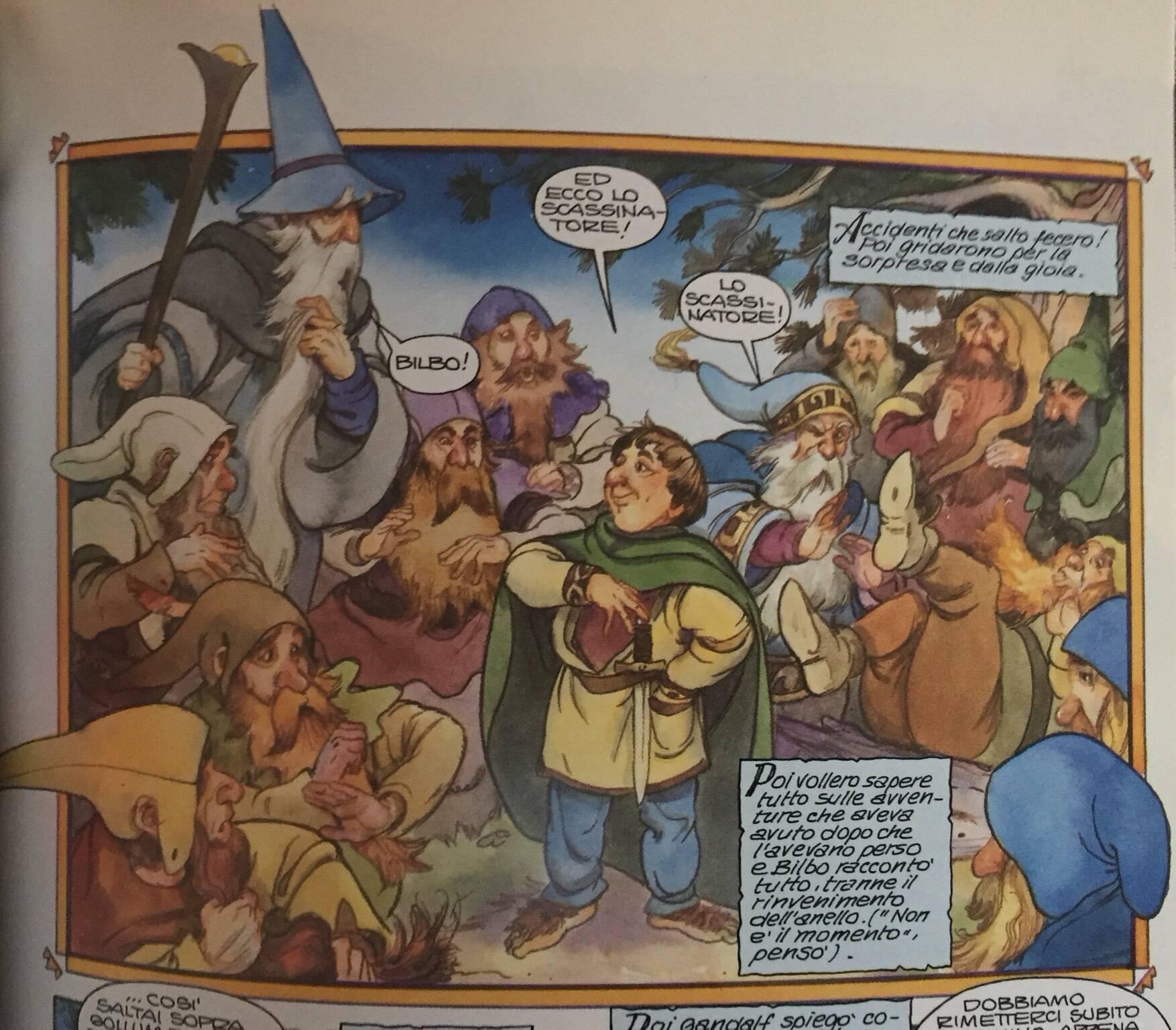 Il Signore degli Anelli_Lo Hobbit 4