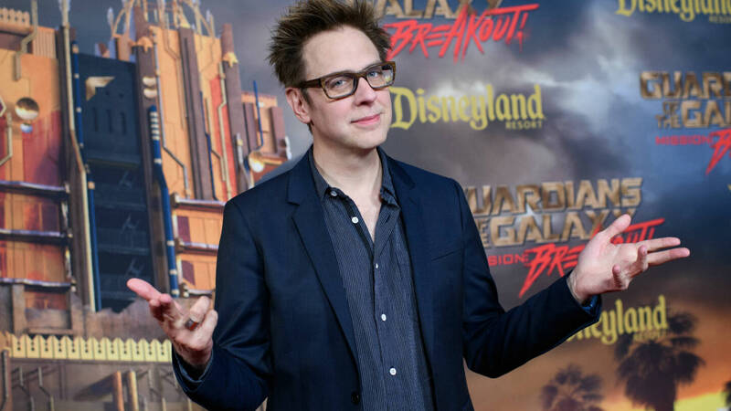 James Gunn: If cinecomics don't evolve they'll be more and more boring