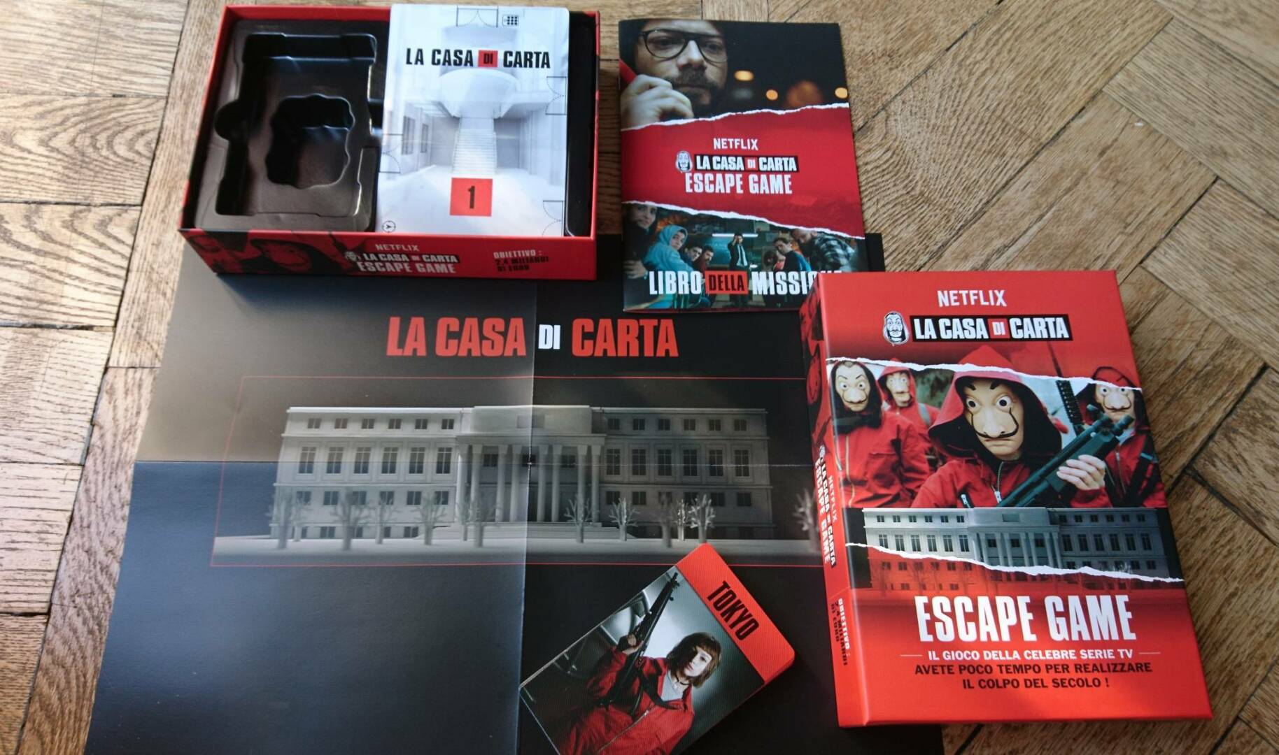 La Casa di Carta – Escape Game: la recensione